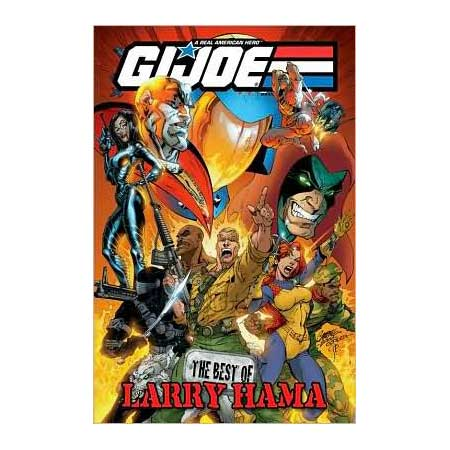 G.I. Joe Best Of Larry Hama