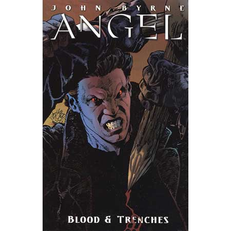 Angel Blood And Trenches Vol 1