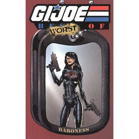 G.I. Joe Best Of Baroness