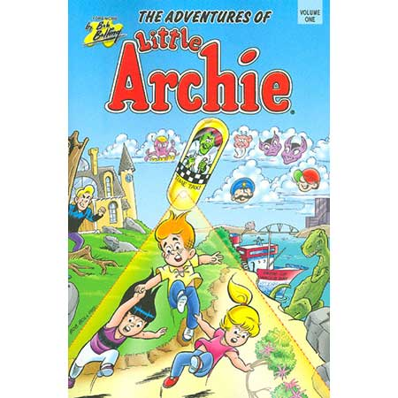 Adventures Of Little Archie Vol 1