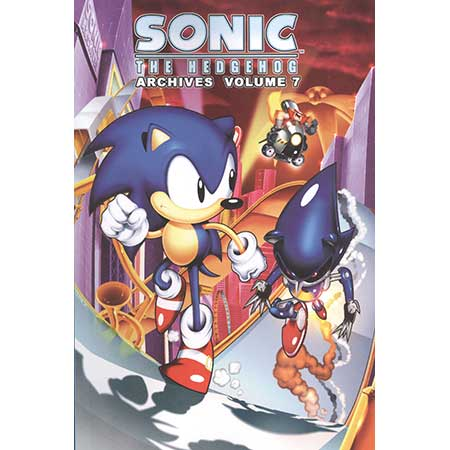 Sonic The Hedgehog Archives Vol 7