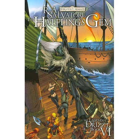 Forgotten Realms Vol 6 Halflings Gem