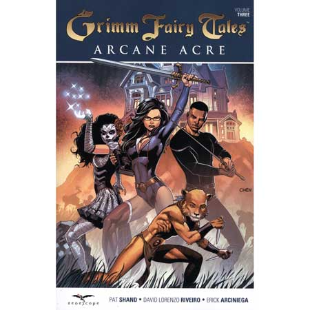 Grimm Fairy Tales Arcane Acre Vol 3