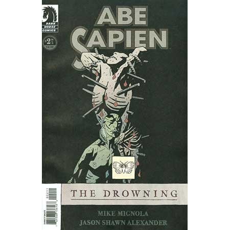 Abe Sapien The Drowning #2