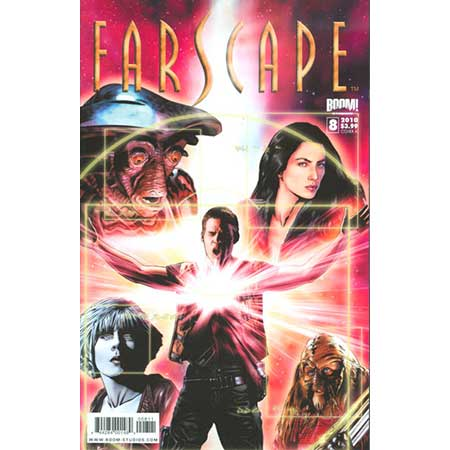 Farscape Ongoing #8