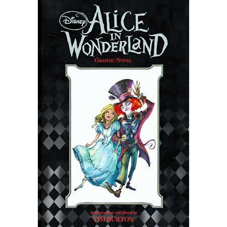 Disneys Alice In Wonderland