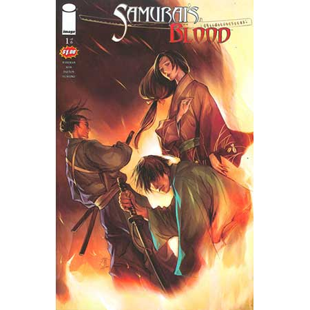 Samurais Blood #1