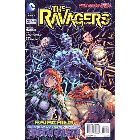 Ravagers #2