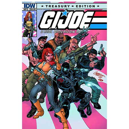G.I. Joe A Real American Treasury Editio