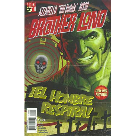 100 Bullets Brother Lono #1