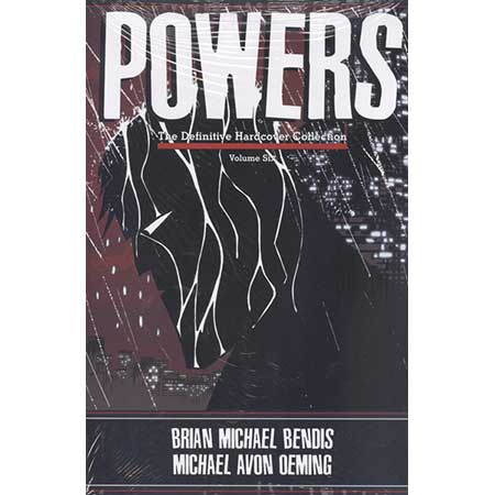 Powers Vol 6 Definitive Collection