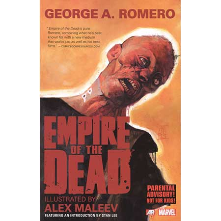 George Romeros Empire Of Dead Act One