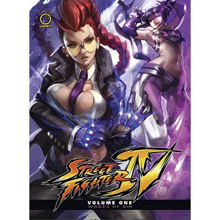 Street Fighter IV Vol 1 Wages Of Sin