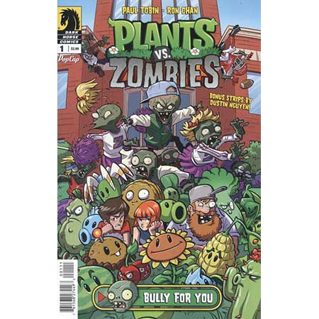 Plants Vs Zombies #1 Bully For You