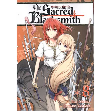 Sacred Blacksmith Vol 8
