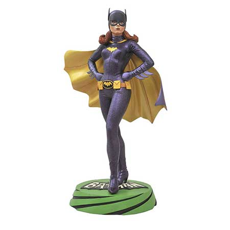 Batman 1966 Premium Collection Batgirl Statue