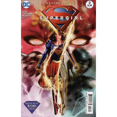 Adventures Of Supergirl #3