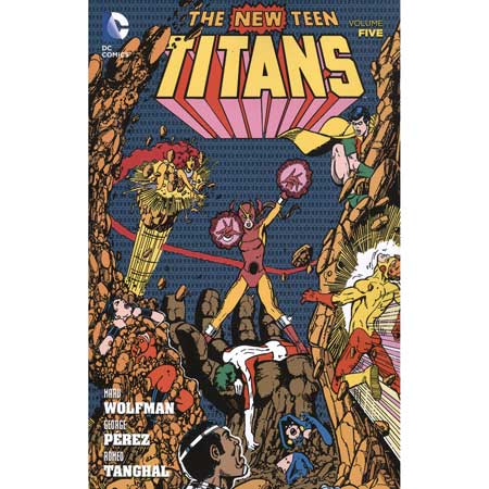 New Teen Titans Vol 5