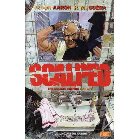 Scalped Book 5 Deluxe Edition