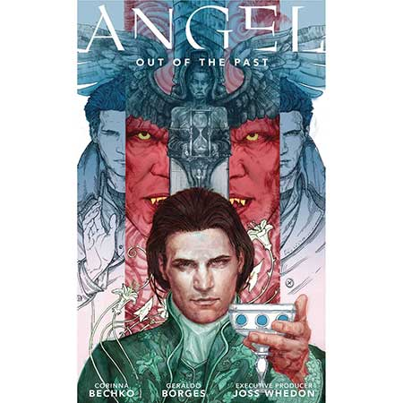Angel Season 11 Vol 1 Out Of Past