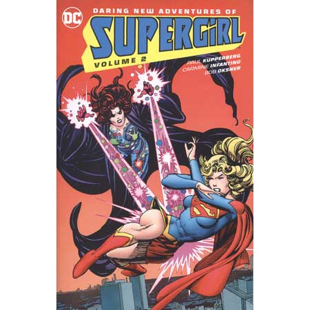 Daring Adventures Of Supergirl Vol 2
