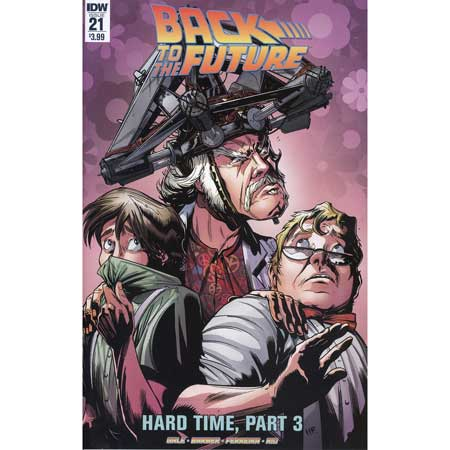 Back To The Future #21