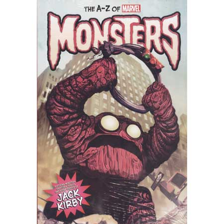 A-Z of Marvel Monsters