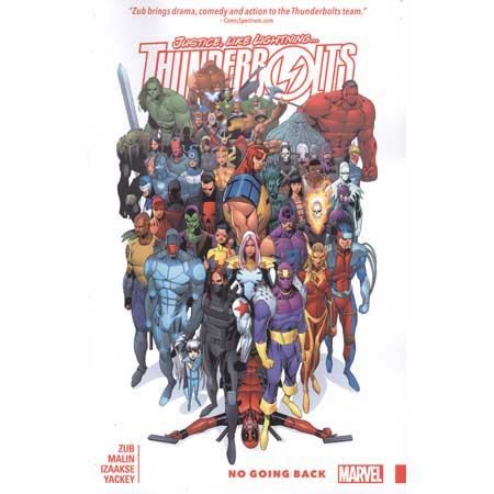 Thunderbolts Vol 2 No Going Back