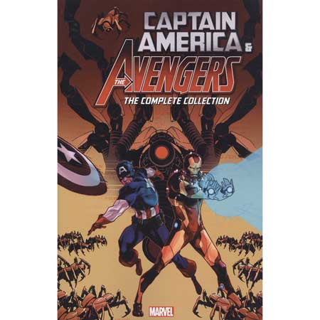 Captain America And The Avengers Complete Collection