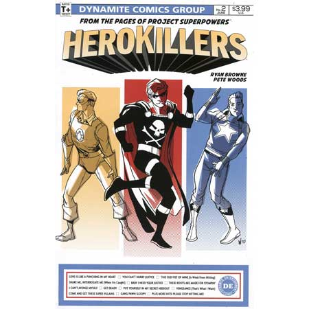 Project Superpowers Hero Killers #2