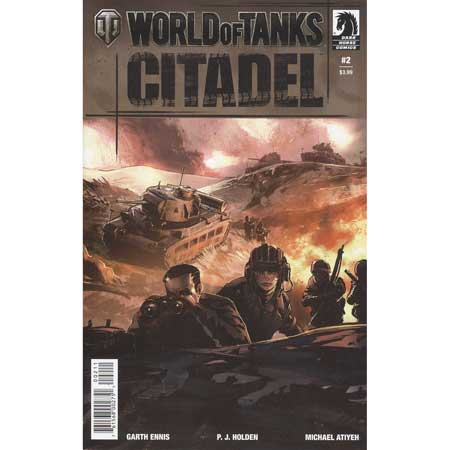 World Of Tanks Citadel #2