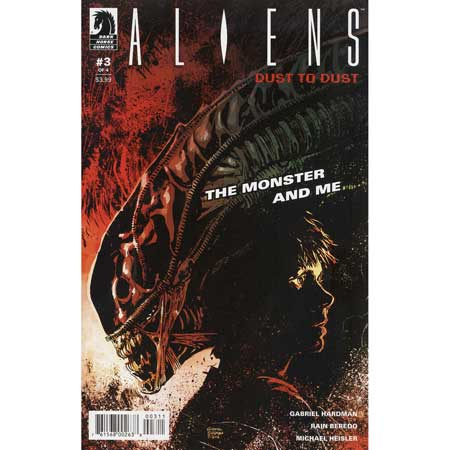 Aliens Dust To Dust #3