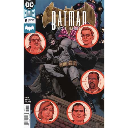 Batman Sins Of The Father #5