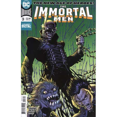 Immortal Men #3
