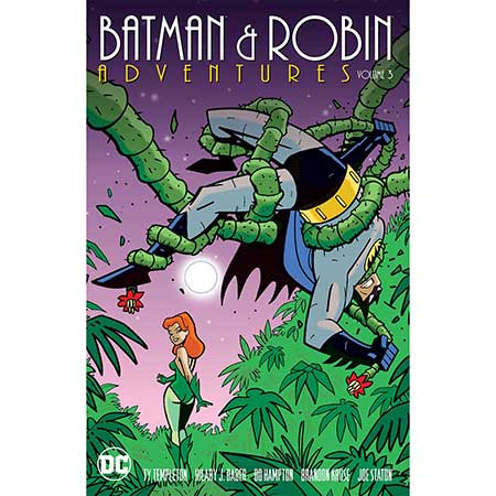 Batman And Robin Adventures Vol 3