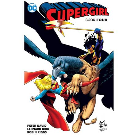 Supergirl By Peter David Book 4