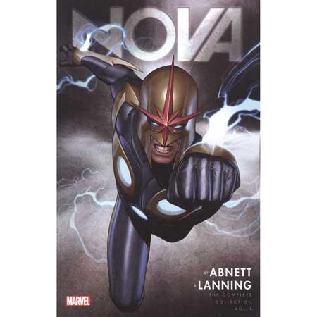 Nova By Abnett & Lanning Complete Collection Vol 1