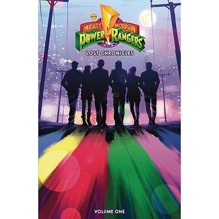 Mighty Morphin Power Rangers Lost Chronicles Vol 1