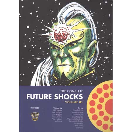 Complete Future Shocks Vol 1