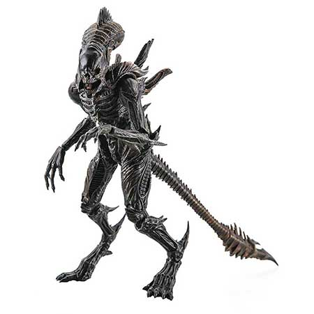 Aliens Colonial Marine Xenomorph Raven Previews Exclusive 1/18 Scale Figure