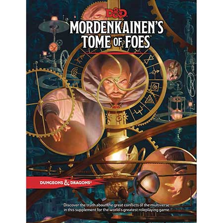 D&D Next: Mordenkainen's Tome Of Foes