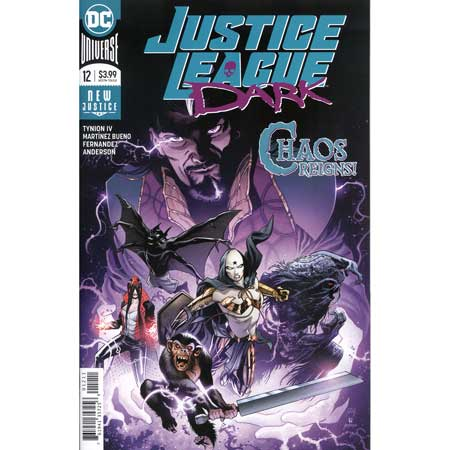 Justice League Dark #12