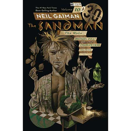 Sandman Vol 10 The Wake 30Th Anniversary Edition