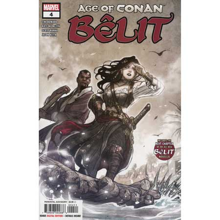 Age Of Conan Belit #4