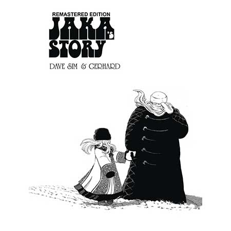 Cerebus Vol 5 Jakas Story Remastered Edition