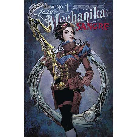 Lady Mechanika Sangre #1