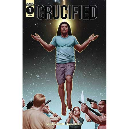 Crucified #1