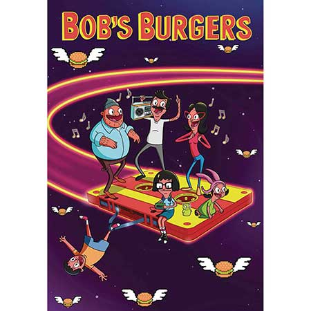 Bobs Burgers Belchers In Space 1000 Pc Puzzle