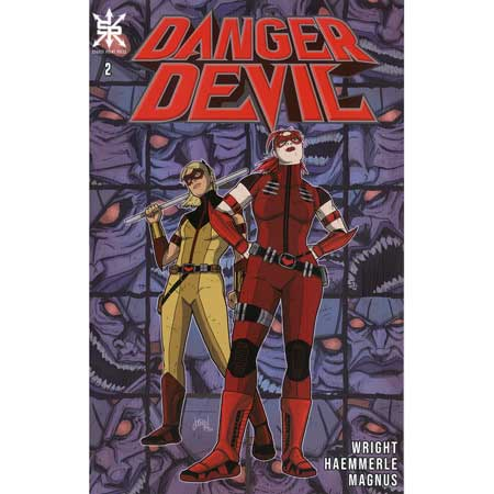 Danger Devil #2