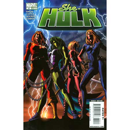 She-Hulk Vol 4 #34